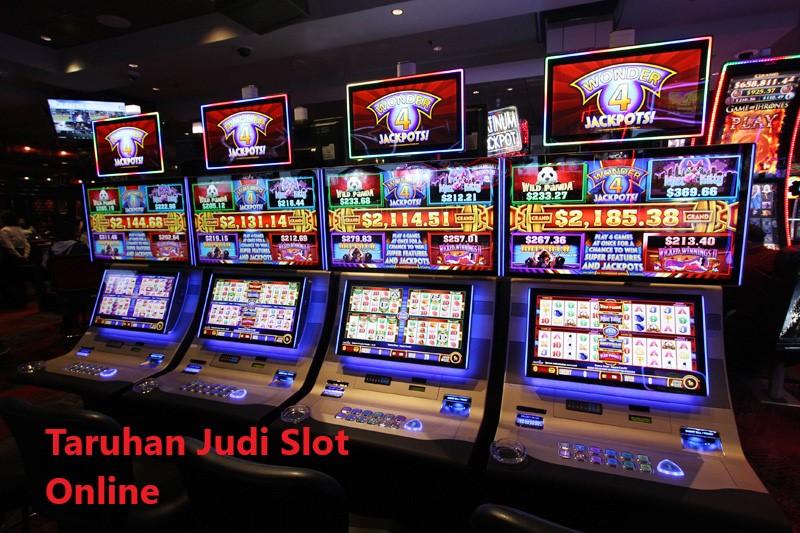Website Slot Judi Terbaru Via Online Dengan Uang Asli
